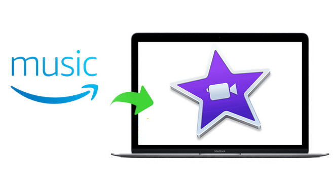 add amazon music to imovie