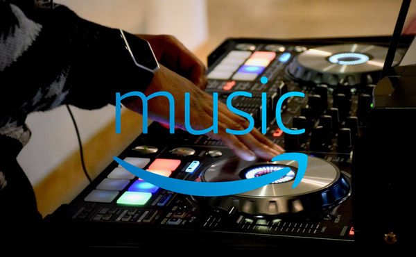use amazon music for dj