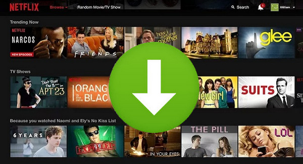 download netflix movies and tv shows