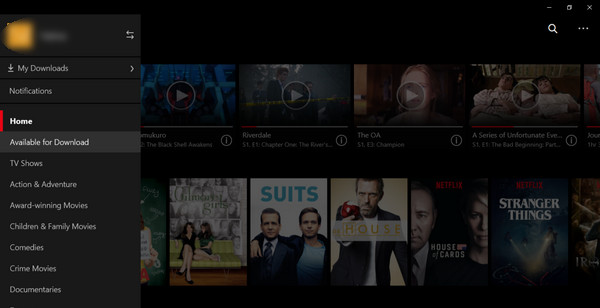 download netflix videos