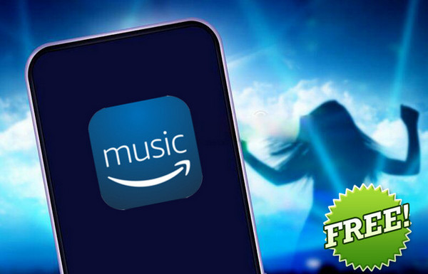 play amazon music for free