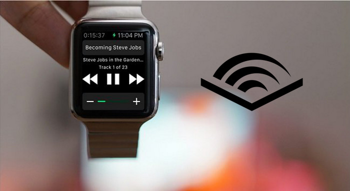 play audible books on Apple Watch