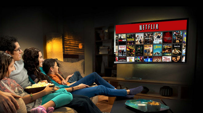 share Netflix videos with friends
